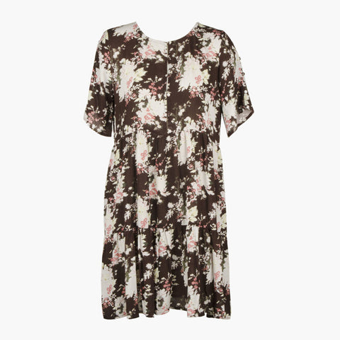 Lonely Lynch Tee Dress - Blossom