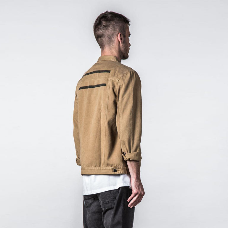 Thing Thing Dusk Jacket in Tan