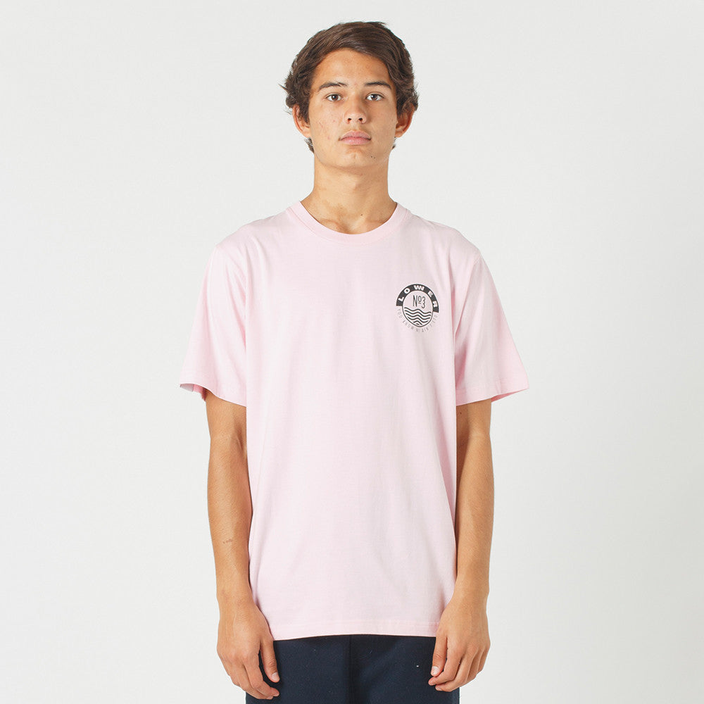 Lower QRS Tee / Jolly - Pink
