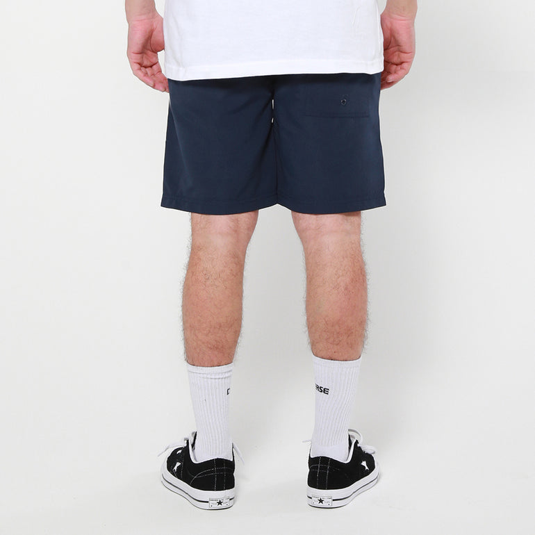 Lower Beach Shorts / Triple Double Navy