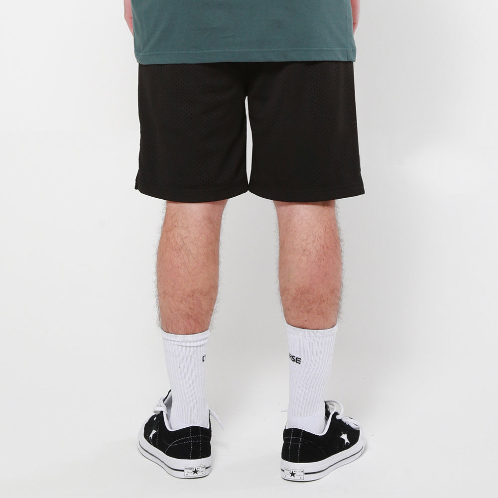 Lower Snell Short / OE Triple U in Black