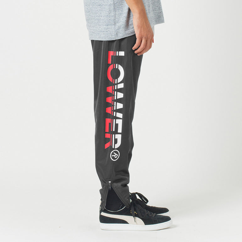 Lower Moscow Track Pant in Black