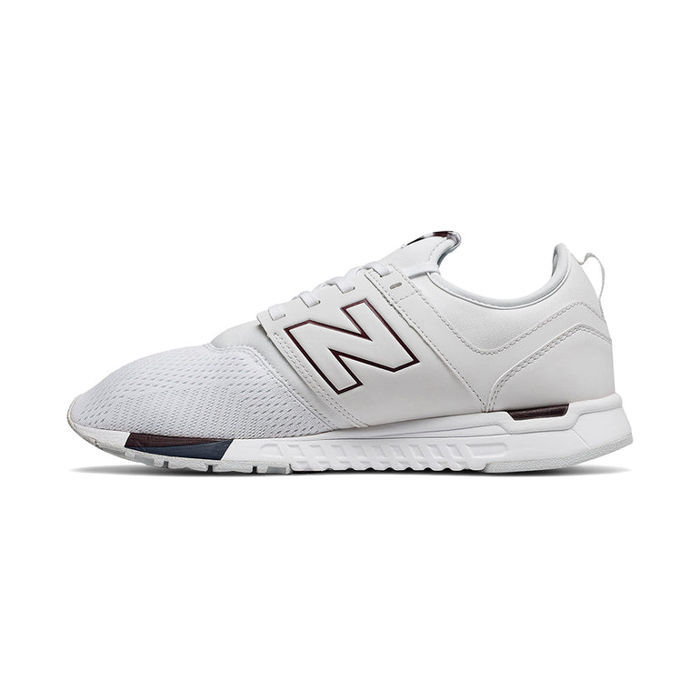 New Balance Mens 247 Rev Lite - White