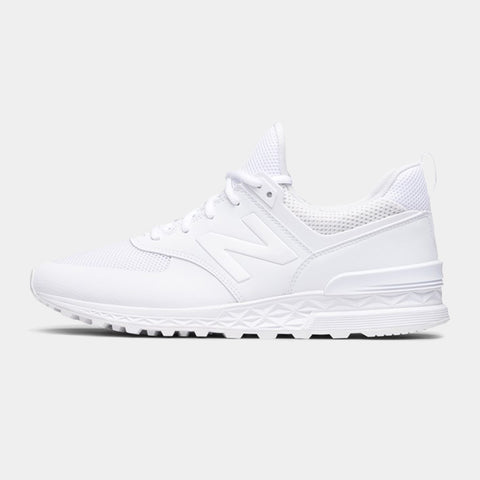 New Balance Mens 574 Sport - White