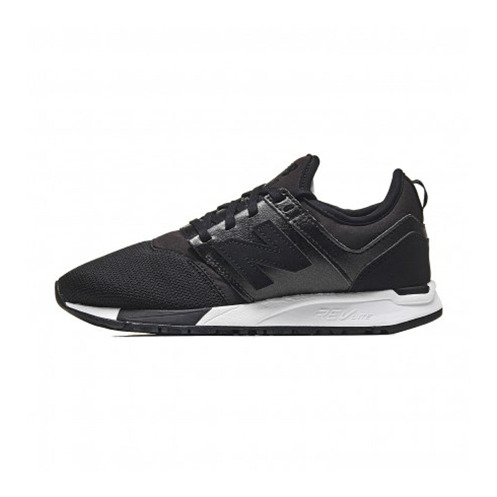 New Balance Womens 247 Rev Lite - Black/White