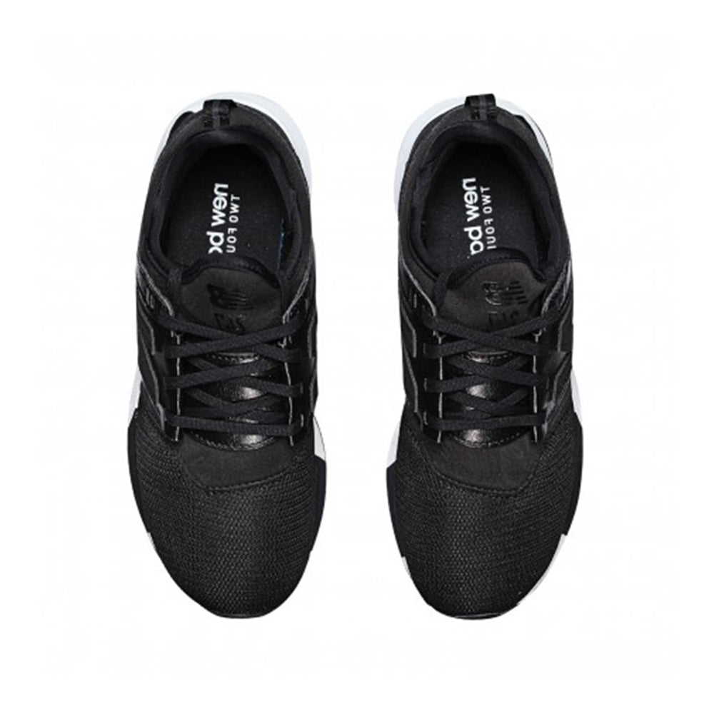 New Balance Womens 247 Rev Lite in Black/White