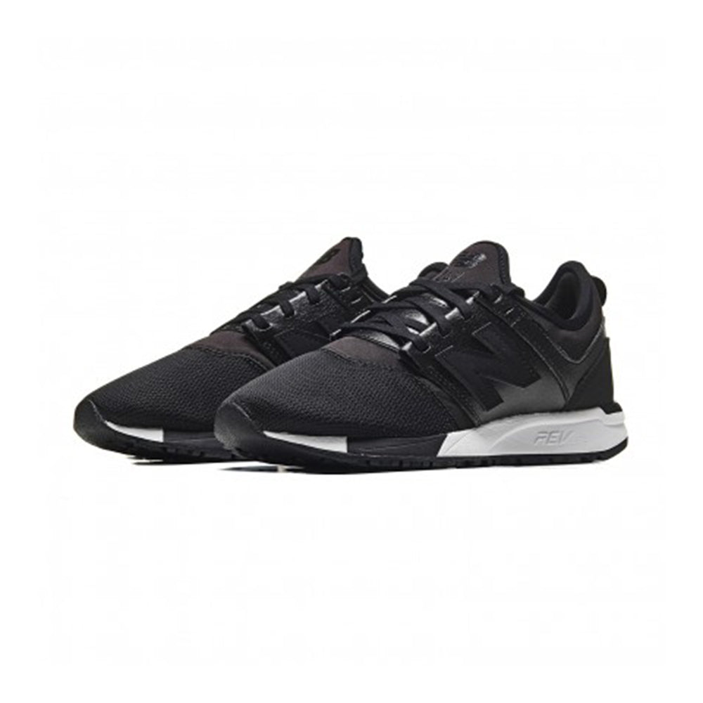 New Balance Womens 247 Rev Lite Black/White