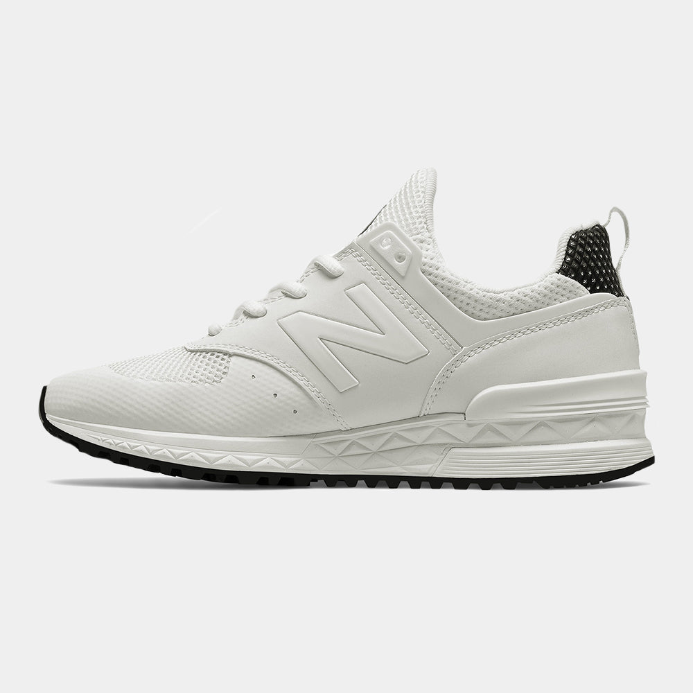 New Balance Womens 574 Sport - White