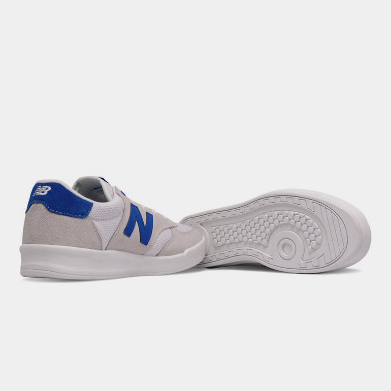 CRT300GD New Balance Court 300 in White/Blue