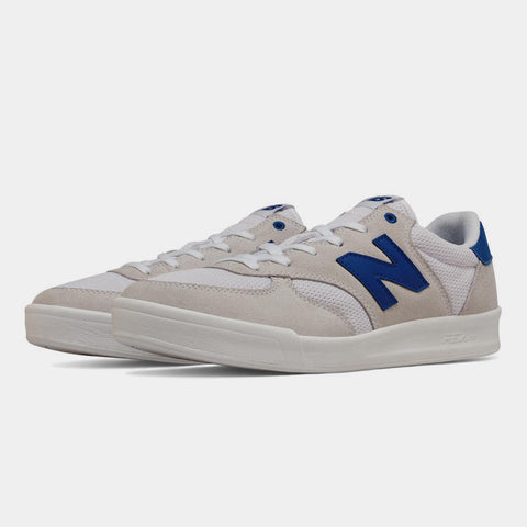 New Balance Court 300 - Beige/Blue