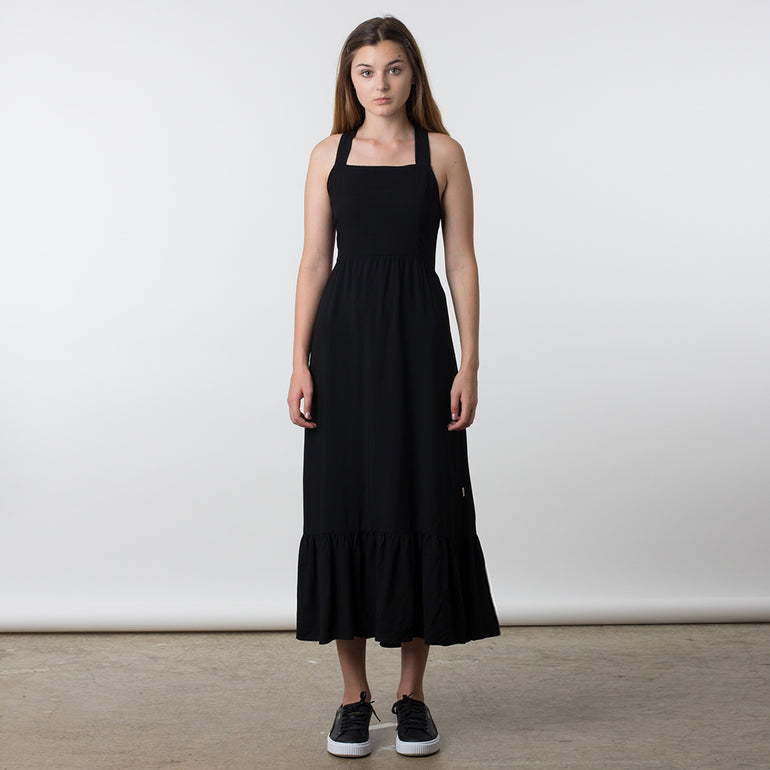 Now & Then Hazel Dress - Black