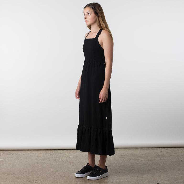 Now & Then Hazel Dress in Black