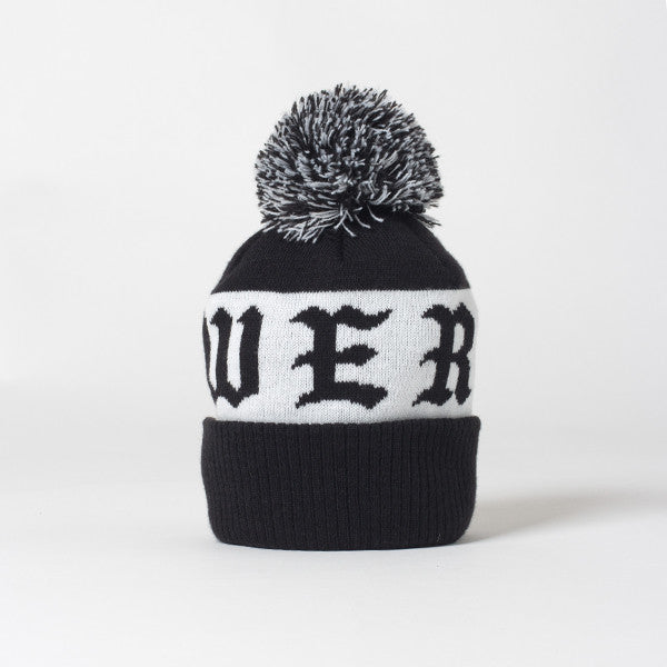 Lower OE Beanie in Black