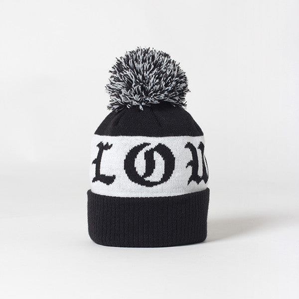 Lower OE Beanie - Black