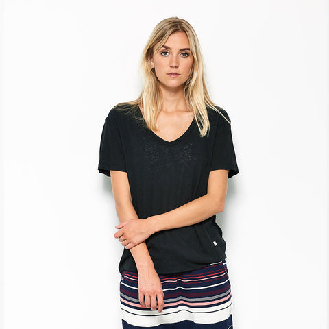 Five Each Olsen Tee - Black