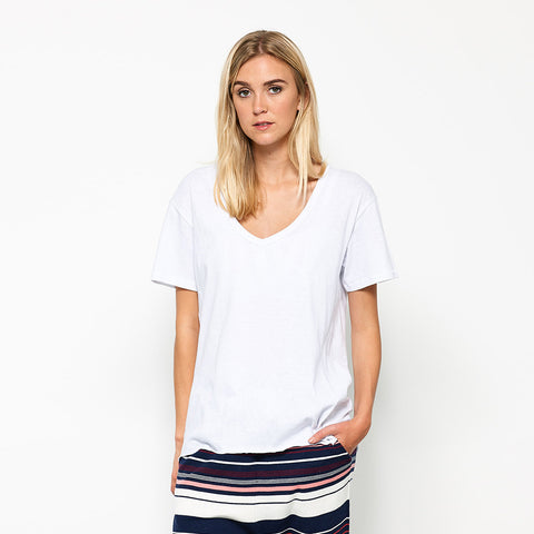 Five Each Olsen Tee - White