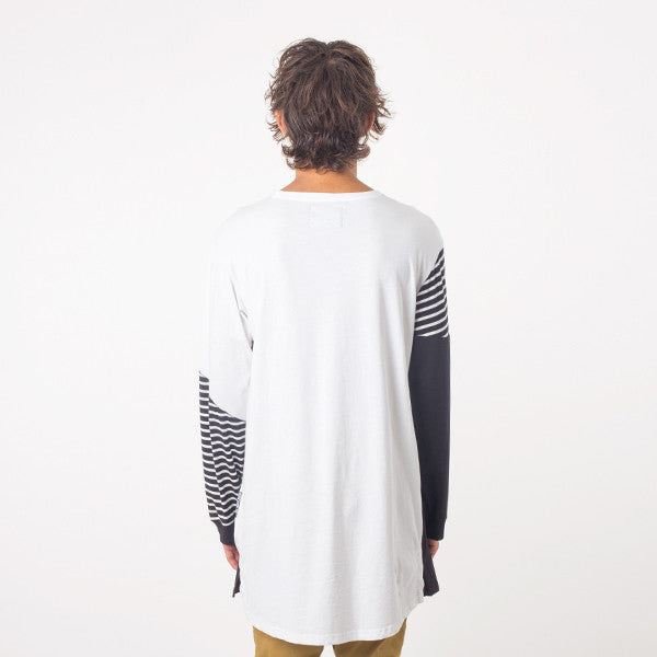 Federation Overlook L/S Tee (Black/White)