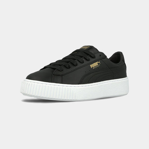 PUMA Basket Platform / Core - Black Gold