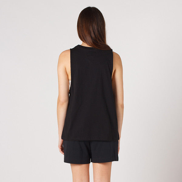 Lower Parker Tank - Platform (Black)