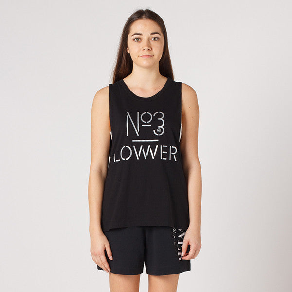 Lower Parker Tank / Platform - Black