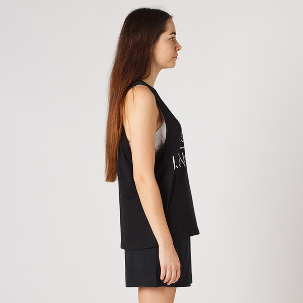 Lower Parker Tank / Platform - (Black)