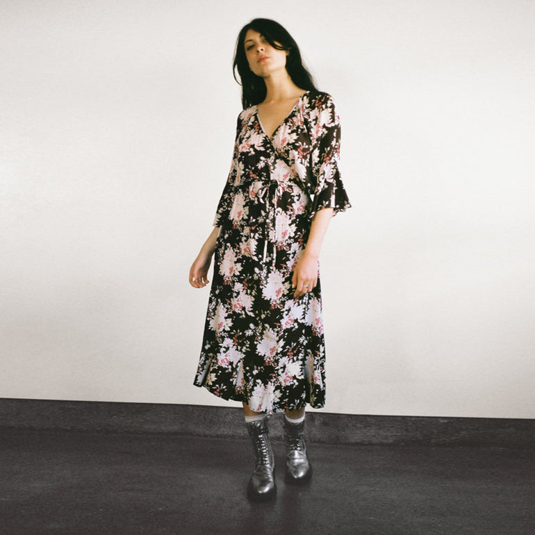 Lonely Patti Dress in Blossom