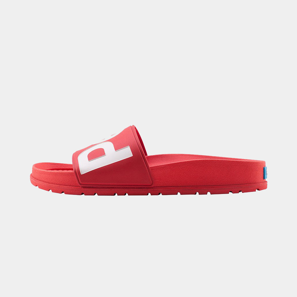 People Footwear The Lennon Slide - Supreme Red