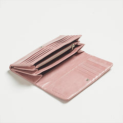 Five Each Dome Wallet in Pink