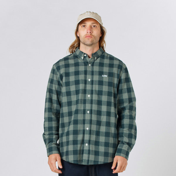 Lower Raf Shirt - Green