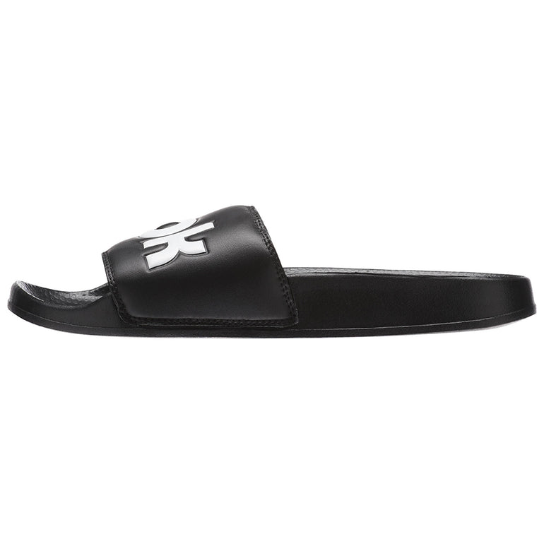 Reebok Classic Slides in Black