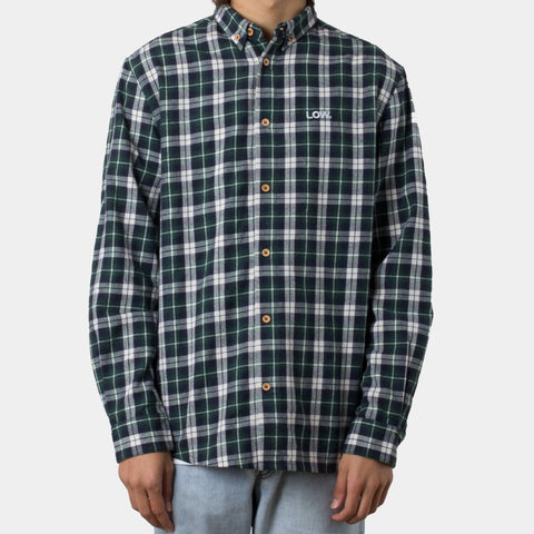 Lower Raf Shirt / Low - Rifle Green