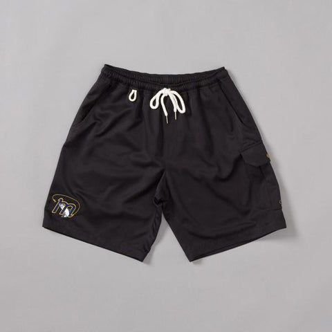 Moreporks Salmon Hunter Club Swim Shorts - Black
