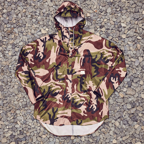 Just Another Fisherman Seasport Camo Jacket - Camo