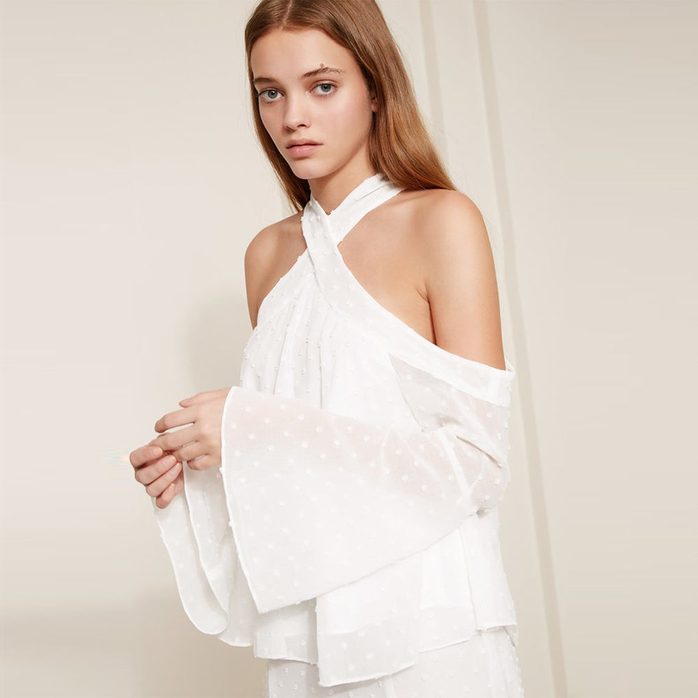 The Fifth Label Freya LS Top - White