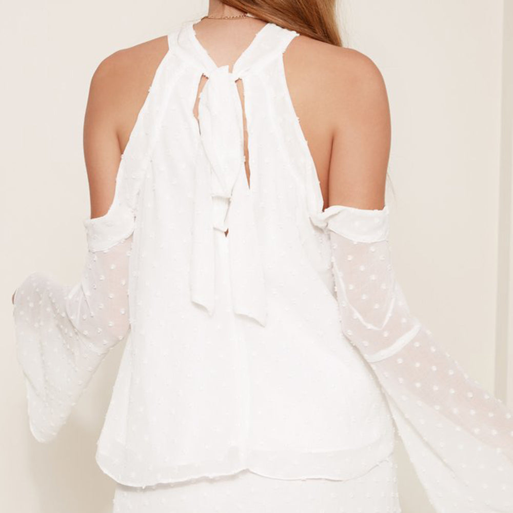 The Fifth Label Freya LS Top White