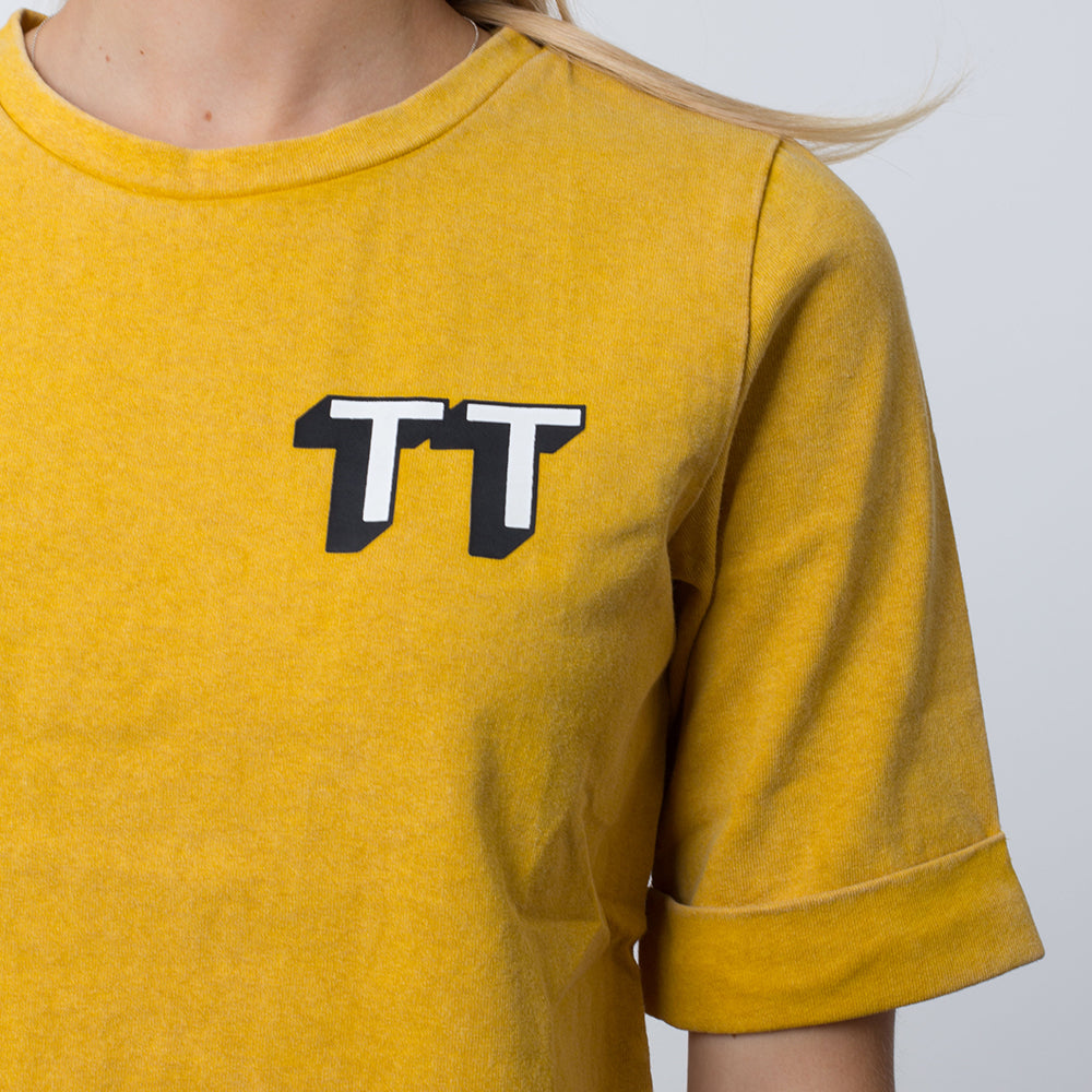 Thing Thing Easy Tee 3DT (Yellow Wash)