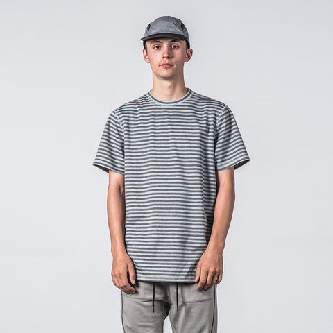 Thing Thing Enth Tee - Grey Grain