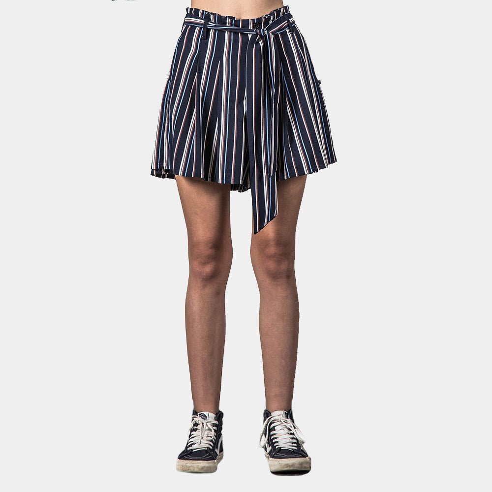 Thing Thing Bloom Shorts - Nautical