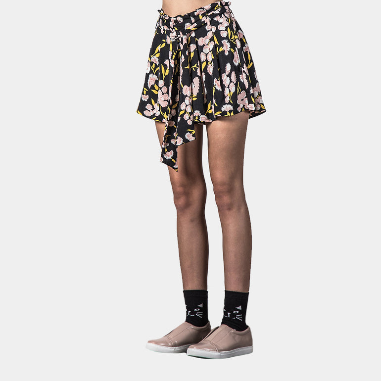 Thing Thing Bloom Shorts - Wildflower