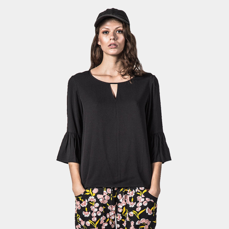 Thing Thing Daffy Top - Black