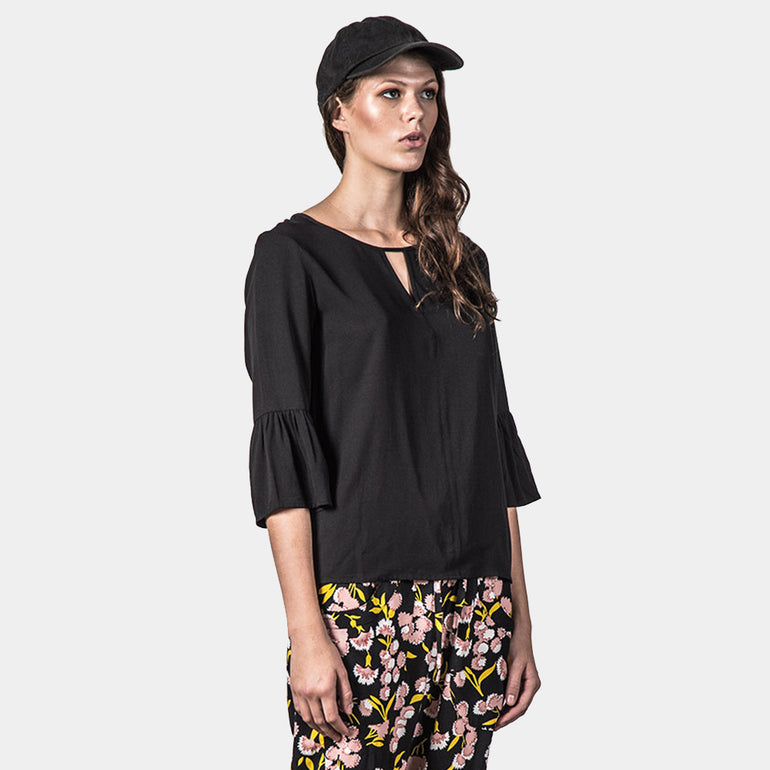 Thing Thing Daffy Top in Black
