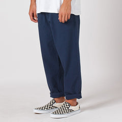 Lower Trench Pant - Navy