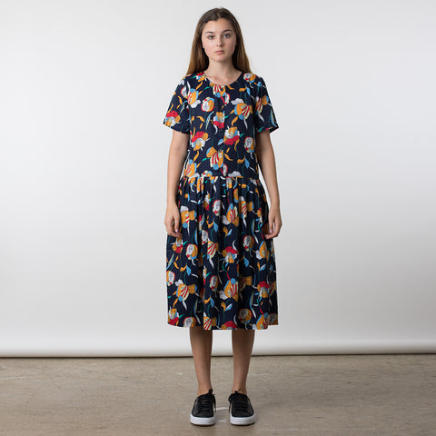 Thing Thing Lead On Dress - Pop Floral