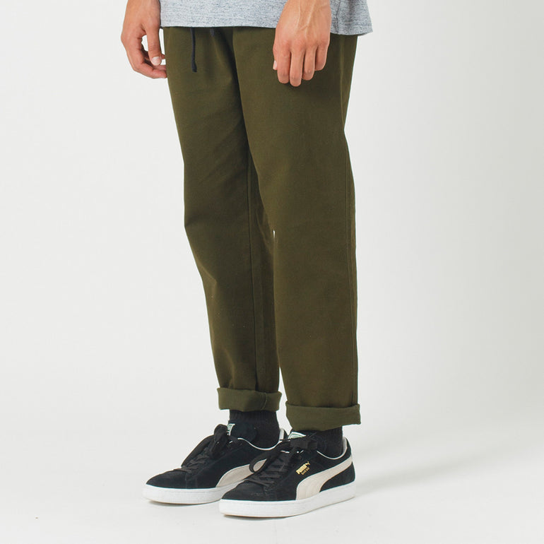 Lower Cam Pant in Olive