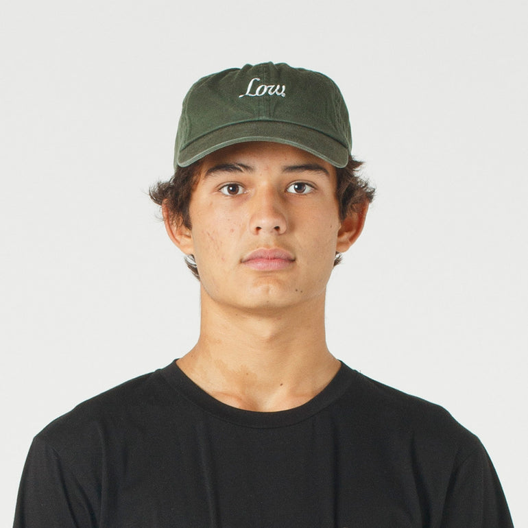 Lower Dad Cap / Basso - Green