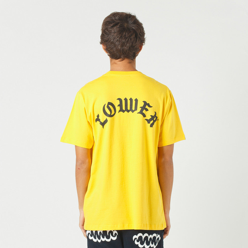 Lower QRS Tee / Curve Yellow
