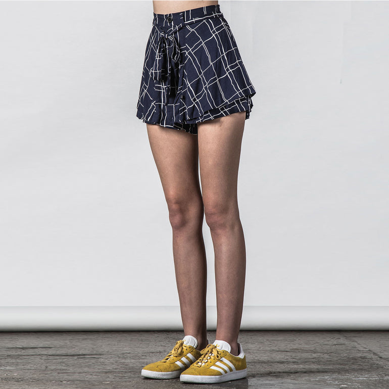 Thing Thing Timeless Short in Wavy Navy