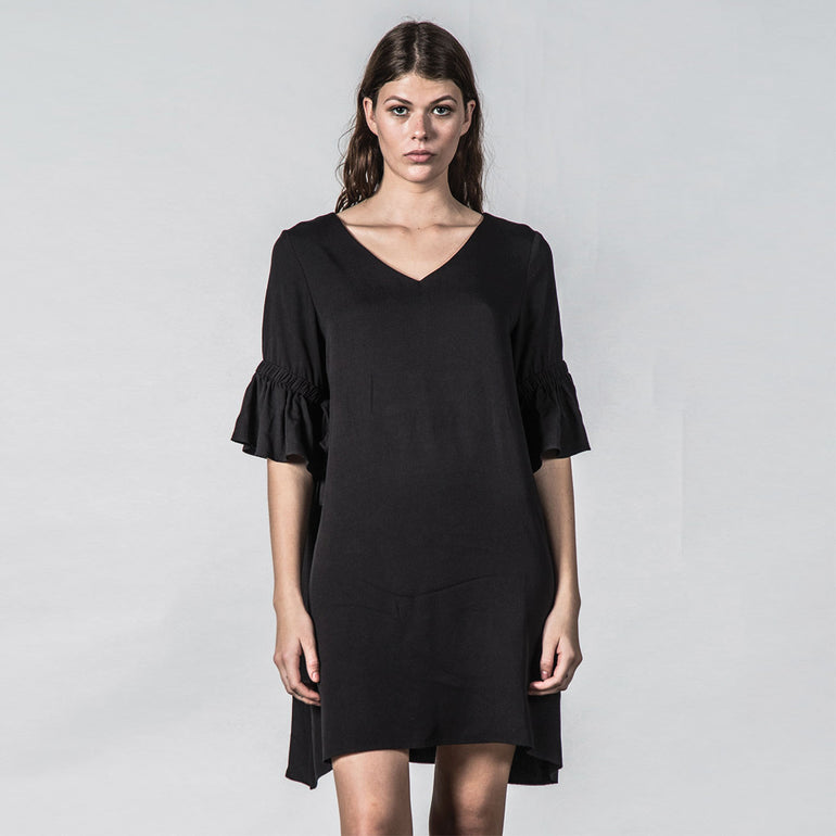 Thing Thing Tresspass Dress - Black