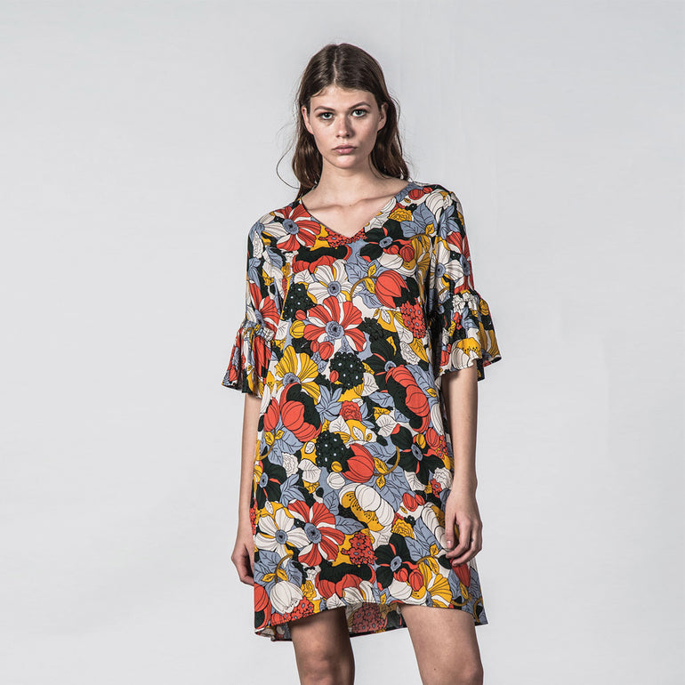 Thing Thing Tresspass Dress - Meadow