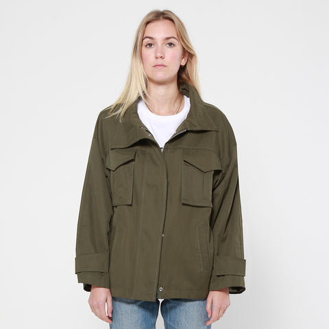 Lower Alvie Jacket - Khaki